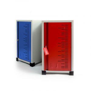Locker Metálico Apilable de 1 Puerta