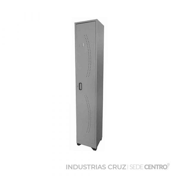 Locker Metálico de 1 Puerta