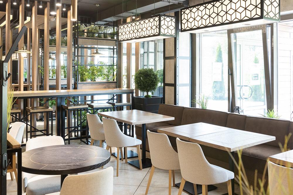 Industrias Cruz Centro Restaurantes